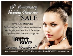Thrift Shop Showcase SALE